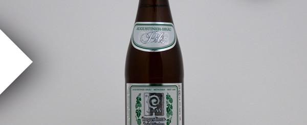 Augustiner München Pils von der ältesten Brauerei Münchens.