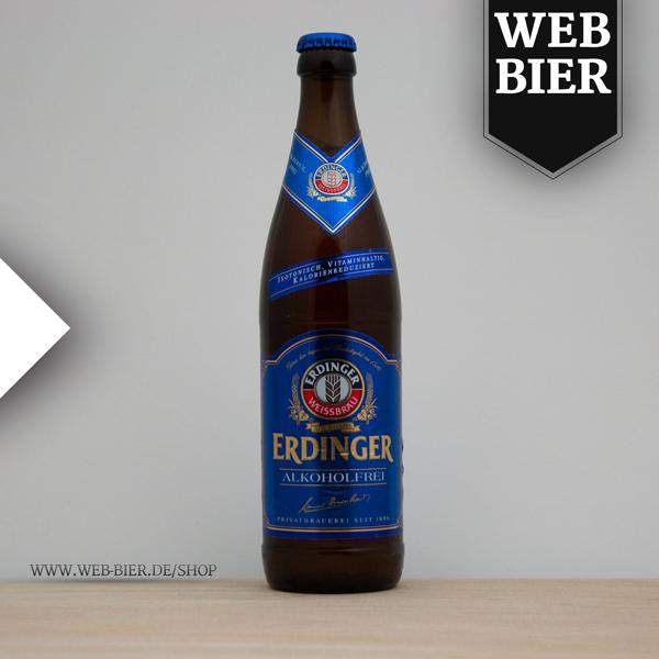 Erdinger Weißbräu das Weißbier aus Bayern