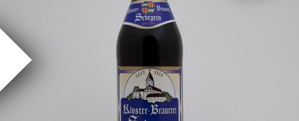 Scheyrer Klosterbier Dunkel