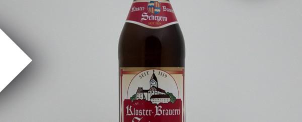 Scheyrer Hell Klosterbier Solarbier