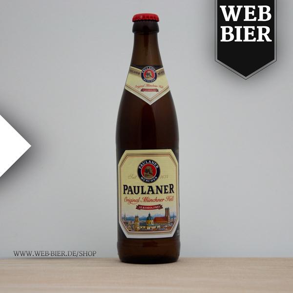 Paulaner Original Münchner Hell alkoholfrei