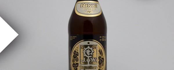 Augustiner Bräu München Edelstoff Export Bier