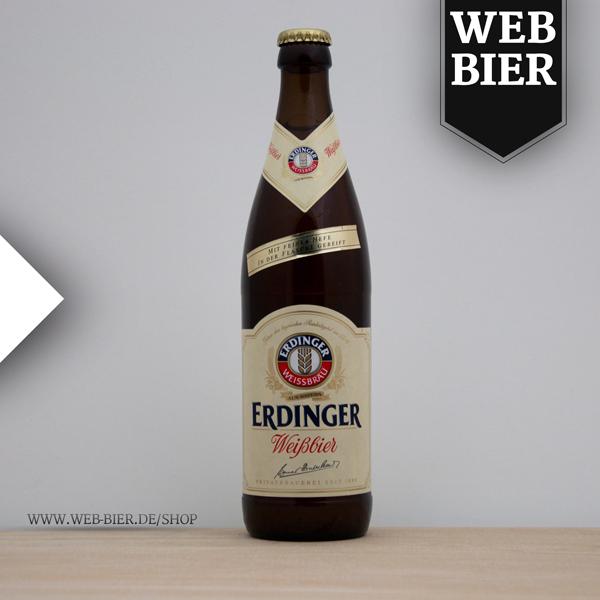 Erdinger Weißbier Bier Weizen Erding Weissbier