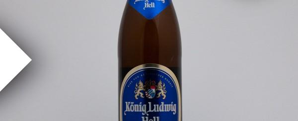 König Ludwig Hell Bier von Königlicher Hoheit