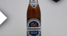 Weihenstephaner Original Bayrisch Hell Bier Beer