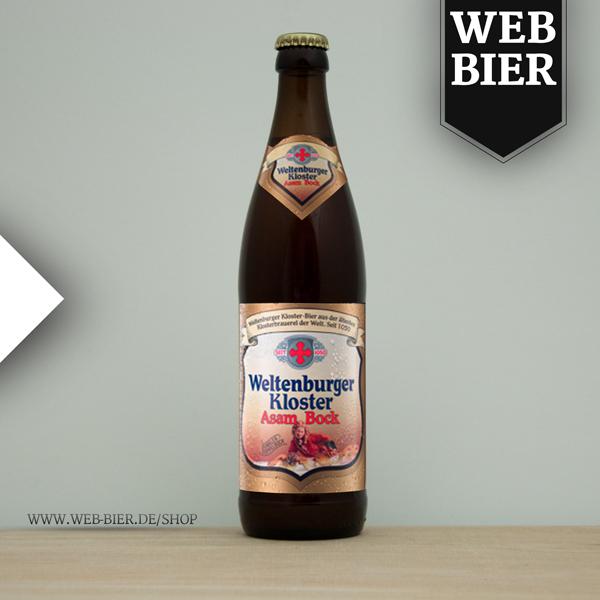 Weltenburger Kloster Asam-Bock Bockbier Starkbier