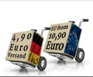 4,90 Euro Versandkosten!